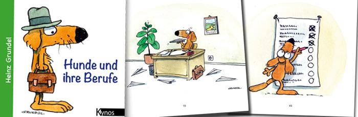 Hunde und ihre Berufe