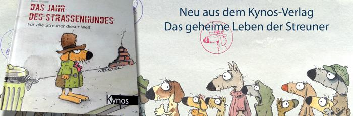 Das Buch zum Jahr des Straßenhundes